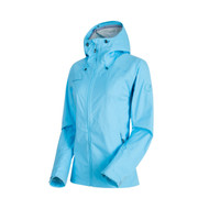 Mammut Keiko HS Hooded Jacket Women - whisper