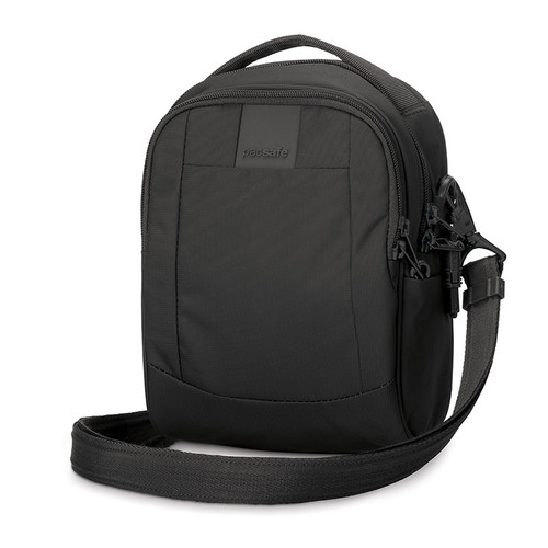 Metrosafe LS100 Anti-Theft Crossbody Bag in black