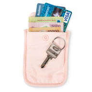 Coversafe S25 Secret Bra Pouch in pink