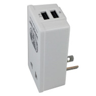 Australia/China Adapter Plug with USB ports