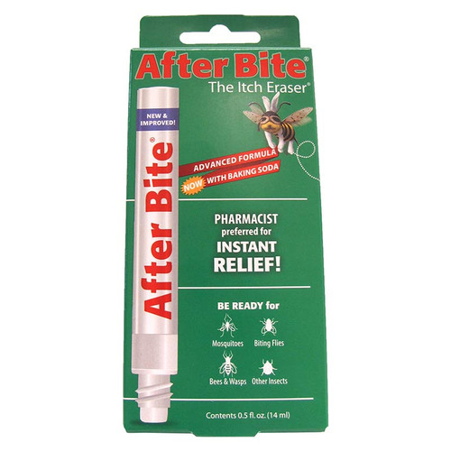Afterbite Itch Stopper is a simple and effective baking-soda based treatment