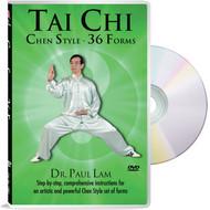 36 Forms Chen Style Tai Chi