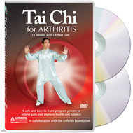 Tai Chi for Arthritis - 12 Lessons - Free Lesson Below