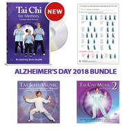 BUNDLE: Tai Chi for Memory Bundle (for World Alzheimer's Day 2018)