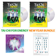 BUNDLE: Tai Chi for Energy New Year Bundle 2019
