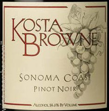 2008 Kosta Browne Sonoma Coast Pinot Noir