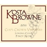 2011 Kosta Browne Pinot Noir Gap's Crown Vineyard
