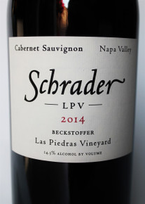 2014 Schrader Cabernet LPV