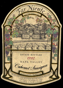 1992 Far Niente, Cabernet Sauvignon, Napa Valley