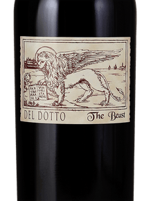 2015 Del Dotto Vineyards 'The Beast' Cabernet Sauvignon
