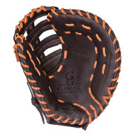Rawlings GXPFM18MO First Base Mitt 12.5 Inch Mocha (Right Handed Throw)