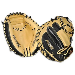 "All-Star CM3000SBT 33.5"" Baseball Catchers Mitt"