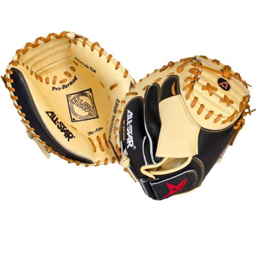 All-Star CM1100PRO 31.5 inch Catchers Mitt Pro Grade (Right Hand Throw)
