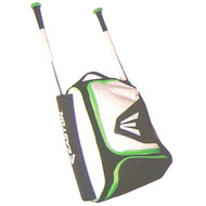 Easton Bat Pack E200P Bag 20 x 13 x 9 (White-Neon Green)