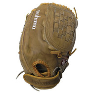 Nokona Banana Tan Fast Pitch BTF-1200C Softball Glove 12 inch (Right Handed Throw)
