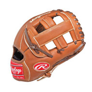 Rawlings 11.25 Gold Glove Bull Series Baseball Glove (Right Handed Throw)
