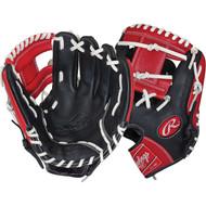Rawlings RCS Series 11.5 inch Baseball Glove RCS115S (Right Hand Throw)