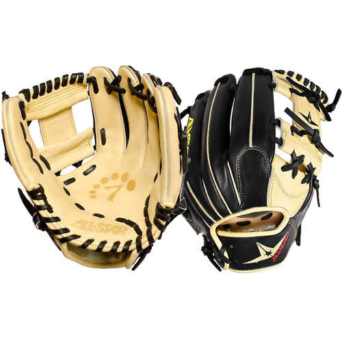 All-Star System Seven Baseball Glove 11.5 Inch (Right Handed Throw)