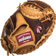 Nokona Alpha Baseball Catchers Mitt 33 inch (Right Handed Throw)