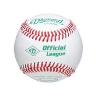Diamond Semi-Pro Adult Baseballs (1 Dozen) D1-AAA