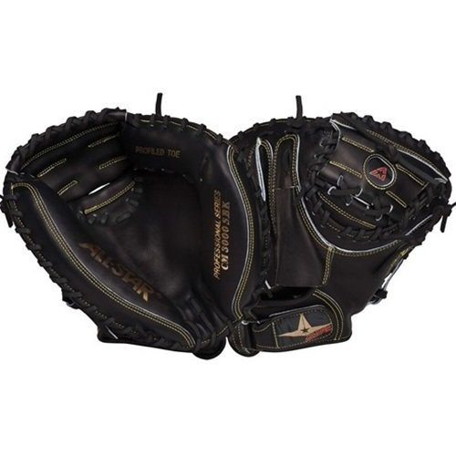 Allstar Catchers Mitt CM3000SBK Pro 33.5 inch (Right ...