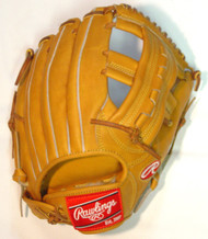 Rawlings Heart of Hide PRORV23 Tan Baseball Glove 12.25 inch Right Hand Throw PRORV23-Right Handed Throw
