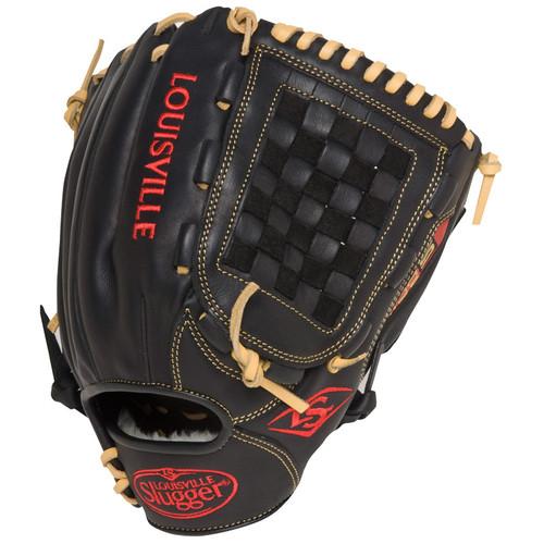 Louisville Slugger Omaha Series 5 Scarlet 12 inch Baseball Glove Right Hand Throw