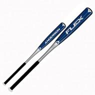 Anderson Bat Company Men's Flex -10 Senior League Bat (2 5/8 Barrel), 28-Inch Baseball Bat