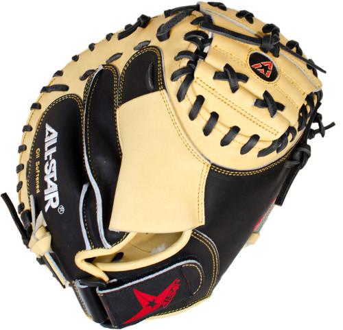All-Star CM3100SBT Catcher's Mitt Left Hand Thrower