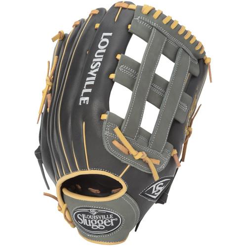 Louisville Slugger 125 Series Softball Black Gray 13.5 Inch Black