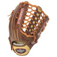 Louisville Slugger Omaha Pure Baseball Glove Brown 12.75 inch