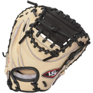 Louisville Slugger Pro Flare Catcher's Mitt Cream Black