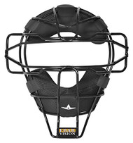 All-Star FM25LMX Traditional Face Mask Baseball Black