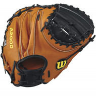 Wilson A2000 Road Pudge Catchers Mitt