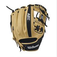 Wilson 2017 A2K 1786 Baseball Glove BlondeBlack 11.5inch