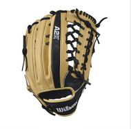 Wilson 2017 A2K KP92 Baseball Glove BlondeBlack