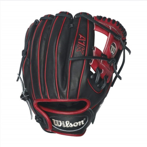 Wilson a k dp pedroia fit infield baseball glove