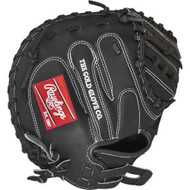 Rawlings Heart of the Hide Dual Core Softball 34 Catchers Mitt