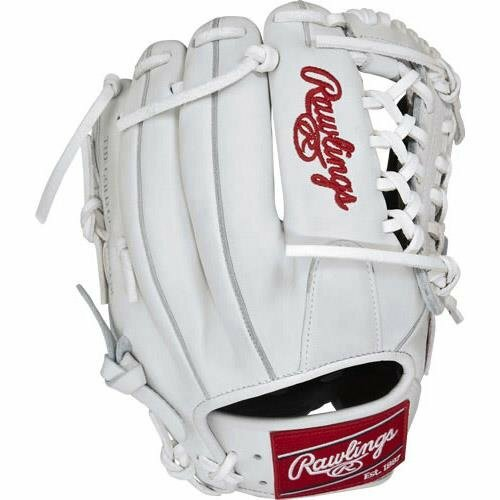 Rawlings Heritage Pro Hpw204dsw Baseball Glove White 11 5