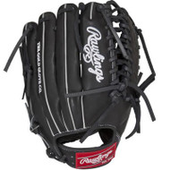 Rawlings Sporting Goods PRO303-CTB Heart Of The Hide Gloves 12.75 Black Baseball Glove Right Hand Throw