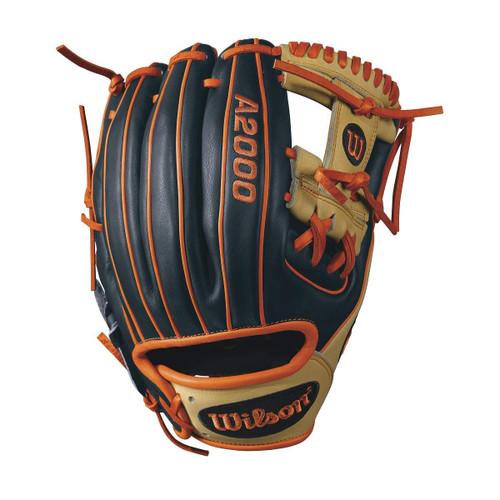 Wilson A2000 Jose Altuve Game Model Infield 11.5 Baseball Glove Right Hand Throw