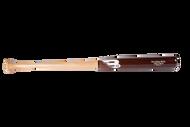 B45 Yellow Birch Wood Baseball Bat I13 30 Day Warranty 33 inch