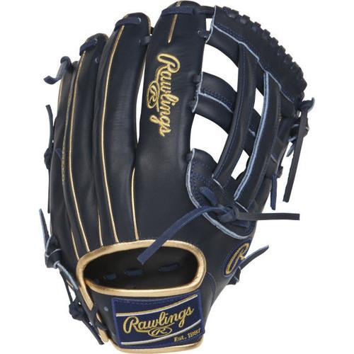 Rawlings Heart of Hide PRO3028-6NGO Baseball Glove 12.5 Right Hand Throw