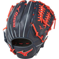 Mizuno MVP Prime SE 11.75 Inch GMVP1177PSE5 Baseball Glove  Navy Red Right Hand Throw