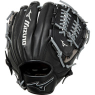 Mizuno MVP Prime SE 11.75 Inch GMVP1177PSE5 Baseball Glove Black Smoke Right Hand Throw