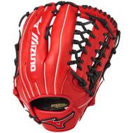 Mizuno MVP Prime Se Baseball Glove Red Black 12.75