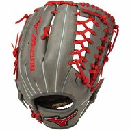 Mizuno MVP Prime SE Baseball Glove Smoke Red 12.75