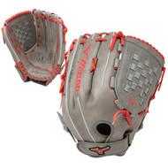 Mizuno MVP Prime SE 14 Inch GMVP1400PSES5 Slowpitch Glove Smoke Red