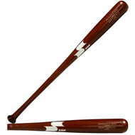 SSK Javier Baez Maple Wood Bat JB9 Mahogany 33 Inch