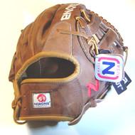 Nokona Walnut 11.75 inch H Web Baseball Glove Right Hand Throw